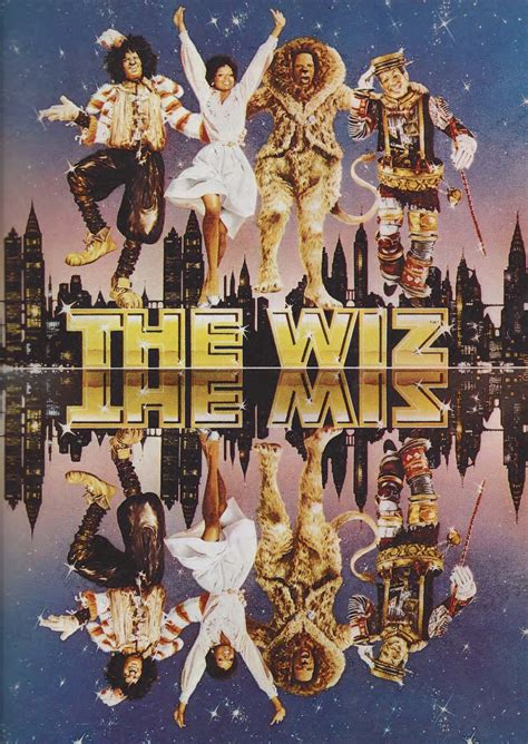 """Ease on Down the Road with 1978 """"The Wiz"""" Souvenir Movie"""
