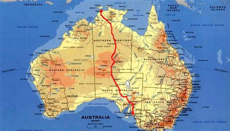 Adelaide to Darwin by Bicycle: Attempting to Ride