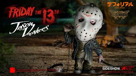 Friday the 13th's Jason Voorhees joins Star Ace Toys' Defo