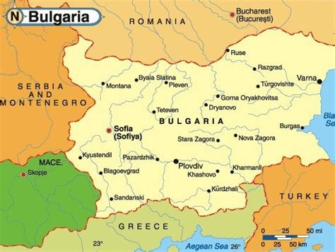Bulgaria - The best countries of Europe