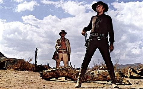 Once Upon a Time in the West: behind the scenes of the